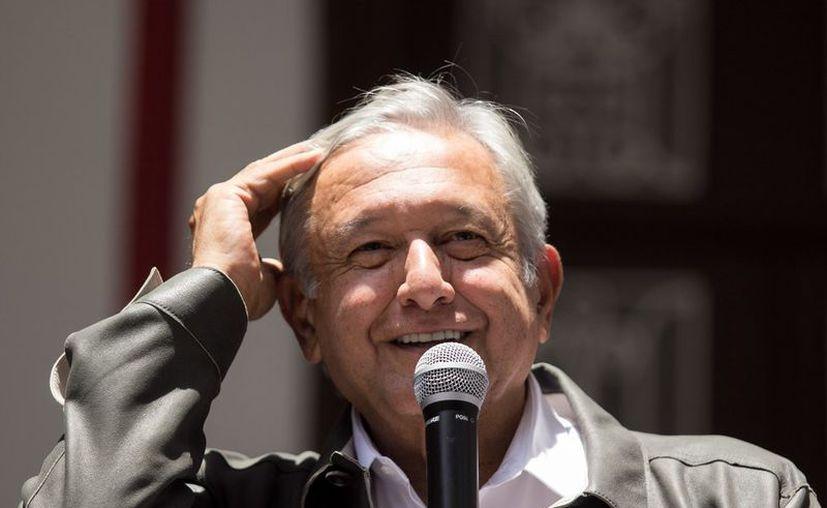 López Obrador mencionó que la producción de crudo de México ha caído. (vanguardia.com)