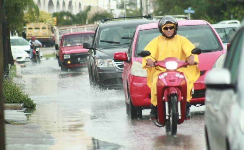 El establecimiento de una vaguada favorecerá un aumento en el potencial de precipitaciones. (Milenio Novedades)