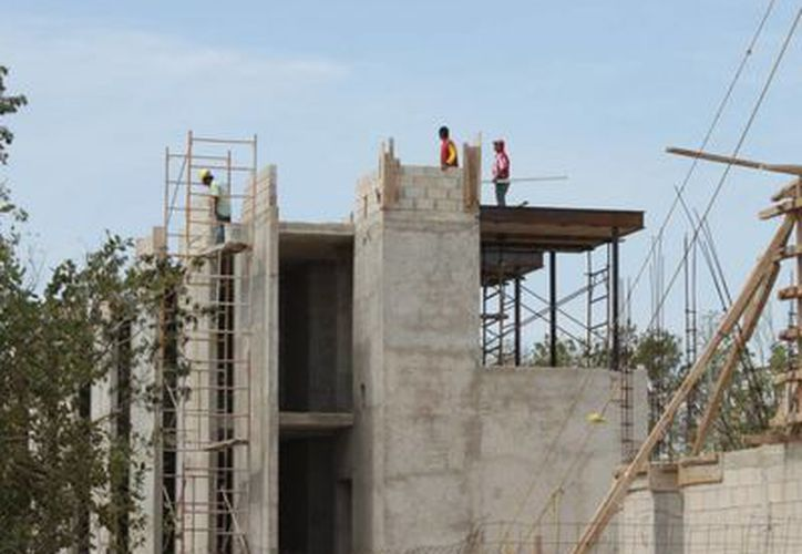 Se continúan desarrollando obras en el municipio de Solidaridad. (Adrián Barreto/SIPSE)