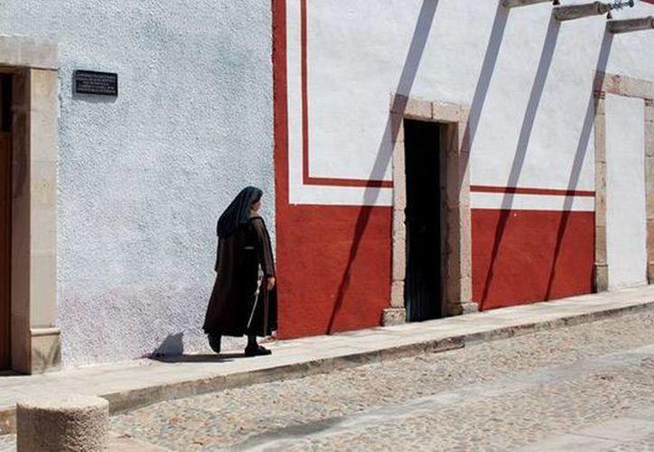 Teúl de González Arteaga, Zacatecas, fue declarado Pueblo Mágico en 2011. Debido a la inseguridad, es improbable encontrar personas caminando en sus calles. (visitmexico.com)