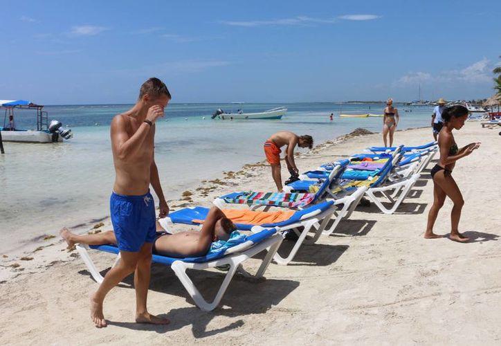 El destino ha llamado la atención de los visitantes por los productos turísticos que se ofrecen y la promoción que se hace. (Harold Alcocer/SIPSE)
