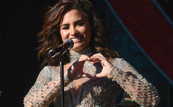 Demi Lovato tiene como última fecha de presentación el 3 de febrero de 2017. Después, se tomará un descanso. No tiene fecha de regreso. (AP/Archivo)