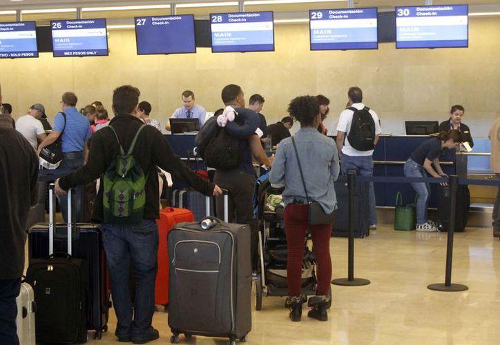 Tratan de conseguir que los visitantes árabes arriben directamente a Cancún. (Jesús Tijerina/SIPSE)