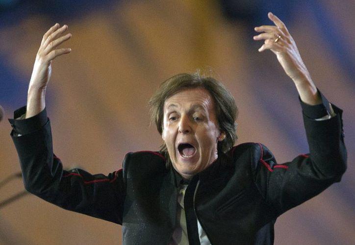 La nueva remasterización del tour formará parte de la colección musical 'Archive Collection', de Paul McCartney. (Agencias)