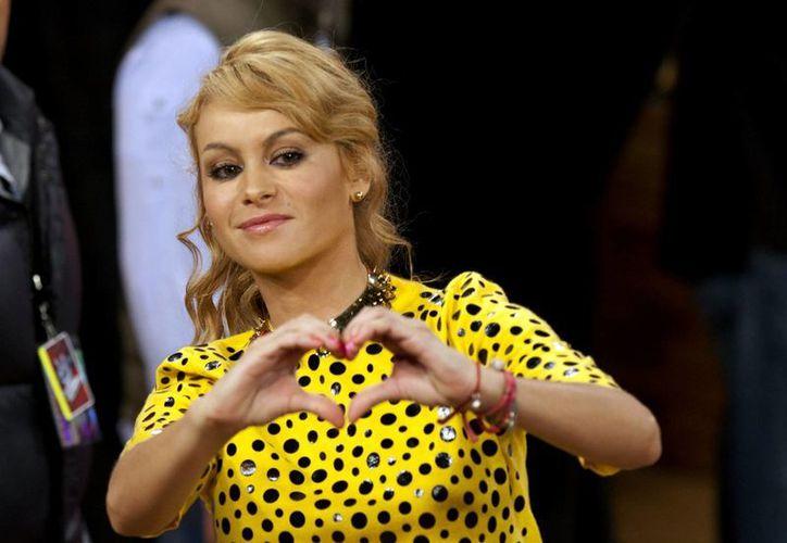 Paulina Rubio ha vendido más de 25 millones de álbumes en el mundo. (Agencias)