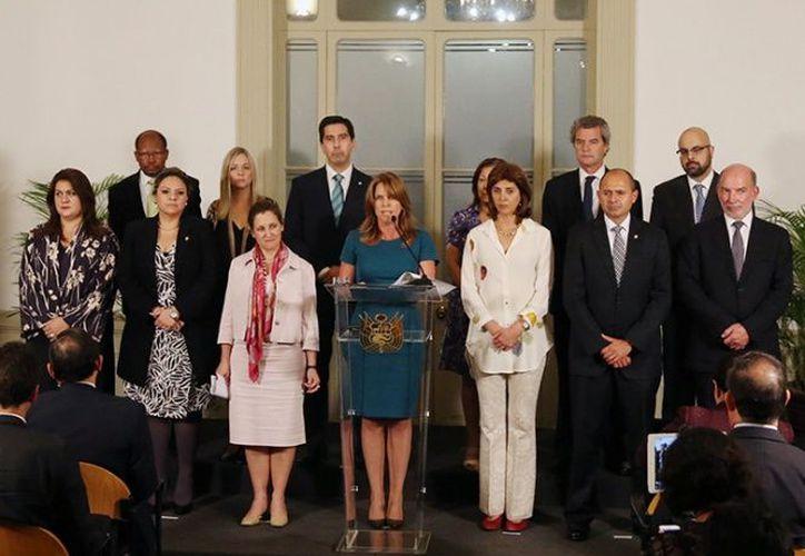El Grupo de Lima sesionó con la participación de 14 países para discutir la situación en Venezuela. (excelsior.com)