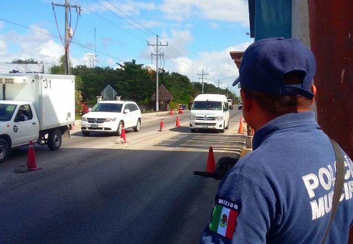 Se registran 50 casos de delincuentes que son arrestados y salen de los separos, pero los vuelven a detener. (Foto: Daniel Pacheco/SIPSE)
