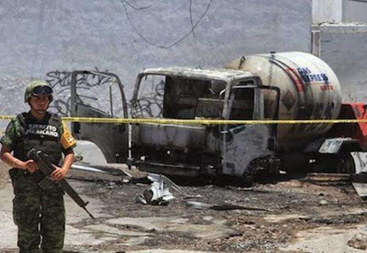 A finales de julio de 2014, se registró un accidente de la misma gasera con víctimas mortales en el estado de Querétaro. (SDP Noticias)