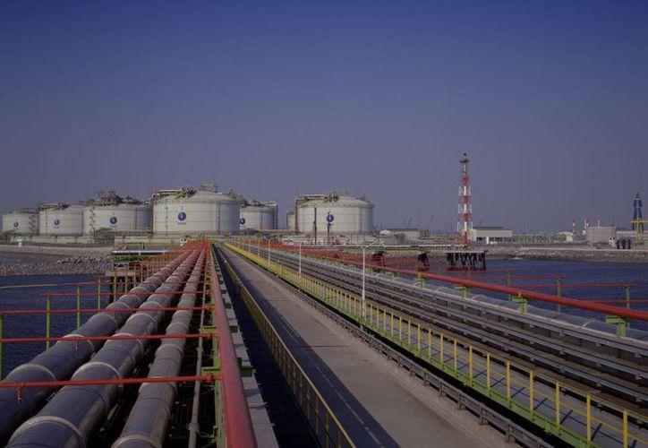 Korea Gas Corporation busca ofrecer gas natural en la Península de Yucatán. (Imagen de contexto/ lngworldnews.com)