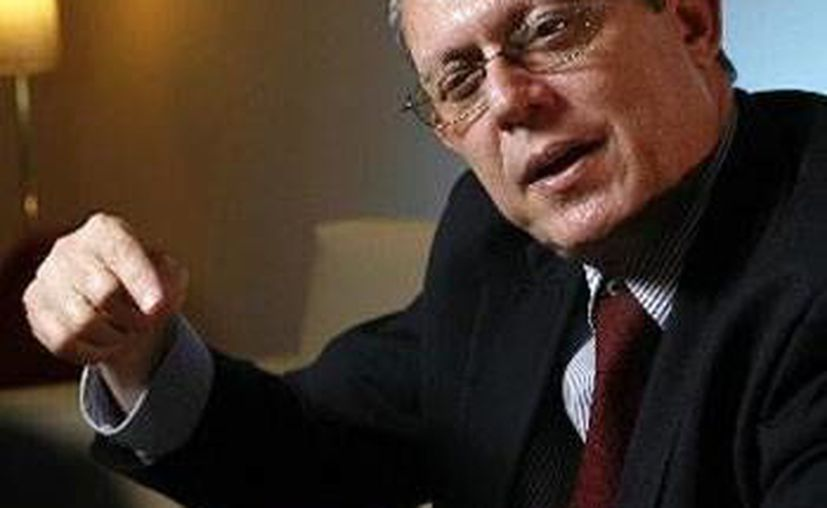 La Rue: los actos de violencia contra comunicadores no sólo provienen del crimen organizado. (www.starmedia.com)