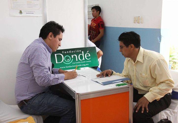 La Semana del Empleo se realizó en diversas sedes en Mérida. (SIPSE)