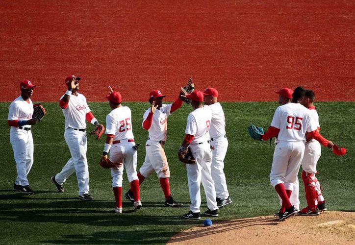 Lázaro Blanco fue el lanzador ganador y Raidel Martínez se anotó el salvamento. Daryl Thompson cargó con la derrota. (Foto: Debate)