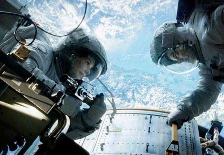 Los estudios Warner Bros invirtieron en la misión espacial alrededor de 100 millones de dólares. (movies.yahoo.com)