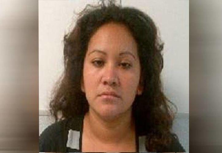 La mujer fue descubierta por las autoridades migratorias del estado de Arizona. (Excélsior)