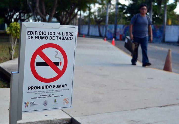 Los espacios libres de humo de tabaco reducen la probabilidad de que los empleados enfermen. (Milenio Novedades)
