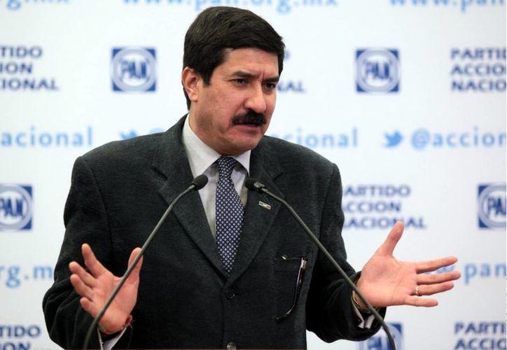 El senador Javier Corral propondrá en asamblea del PAN dar más poder al militante. (Archivo Sipse)
