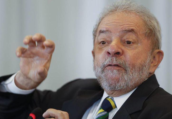 Lula da Silva dice que el odio político ha causado la misma tensión que se vive en Venezuela. (AP)