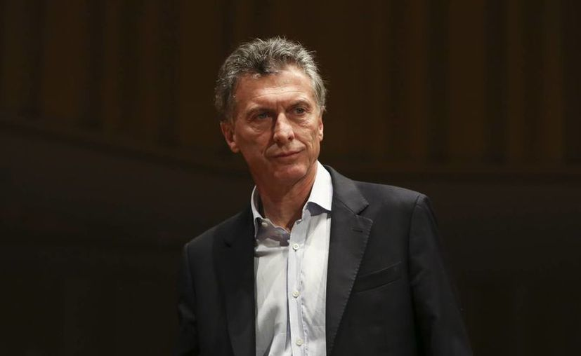 Ante el fallecimiento de su amigo se desconoce si la agenda del presidente de Argentina, Mauricio Macri, sufrirá cambios. (Archivo/EFE)