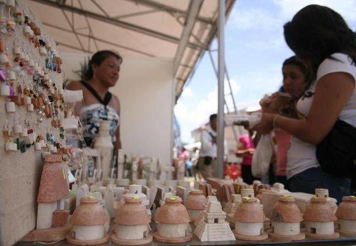 Los resultados de la Feria Artesanal superaron lo del año pasado, de acuerdo con el informe de la Comuna. (Archivo)