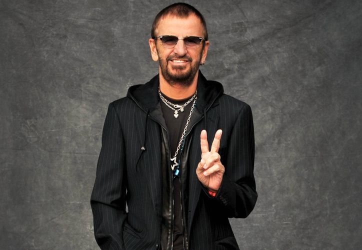 El pop, rock y hasta el reggae formarán parte del nuevo disco de Ringo Starr. (fanart.tv)