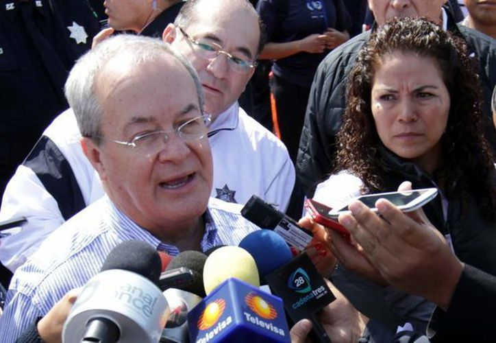 El comisionado nacional de Seguridad indicó que se erogaron 450 millones de pesos para el armamento de la Gendarmería. (Notimex)