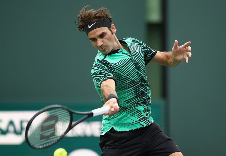 Federer avanza a octavos en el Miami Open 2017. (perfect-tennis.com)