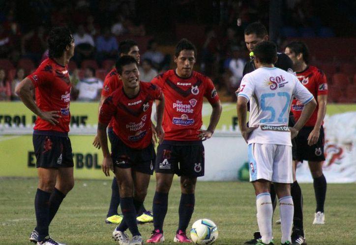Tras perder con  Veracruz, al Mérida sólo le queda ganar todos los partidos que vienen para asegurar su pase a la liguilla. (Milenio Novedades)
