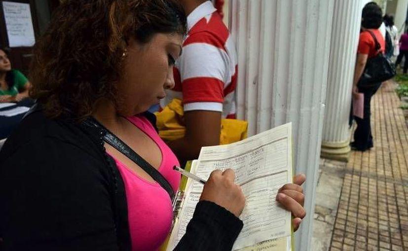 El desempleo en las mujeres disminuyó a 5.2 por ciento en febrero. (Archivo/SIPSE)