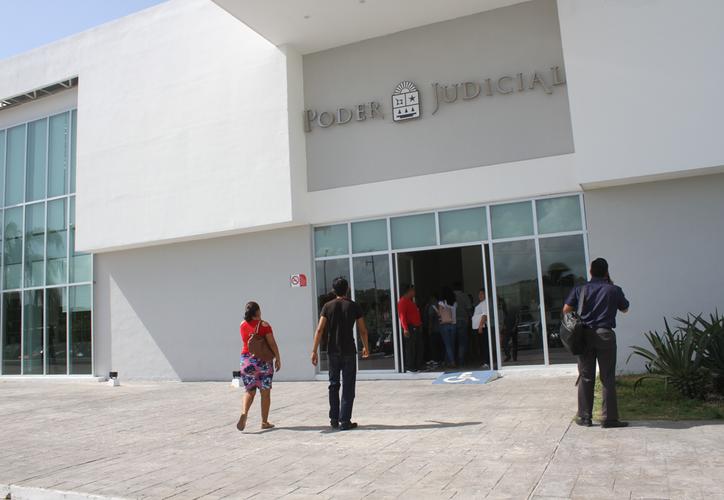 Con la resolución legal anterior, la ex gerente de Liconsa concluirá su proceso en su domicilio. (Joel Zamora/SIPSE)