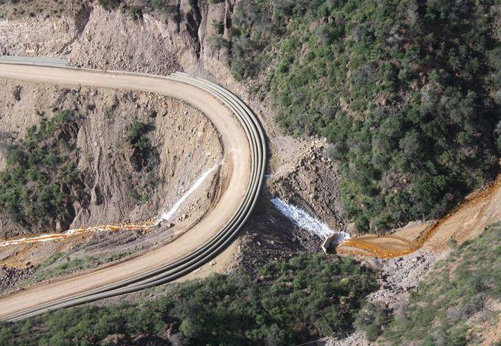Grupo México, propietario de la mina que causó el derrame de cobre, aportó dos mil millones de pesos para resarcir los daños. (Archivo/SIPSE)