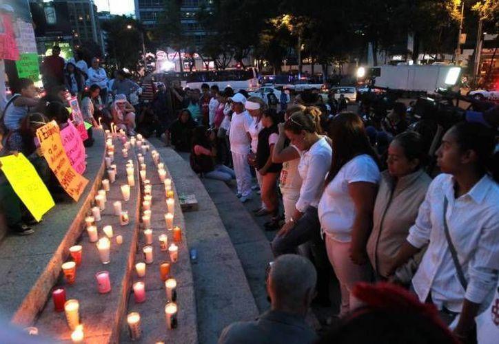 Los familiares de las víctimas cuentan con el consuelo de que ya fueron hallados los cadáveres, pero ahora exigen justicia. (Agencias/Foto de archivo)