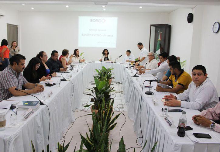 El siguiente paso es la verificación de toda la información para determinar la legalidad de los respaldos. (Joel Zamora/SIPSE)