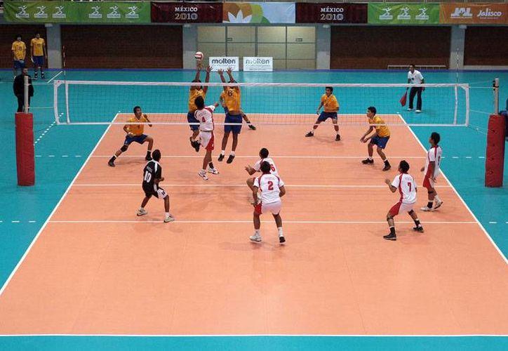 A partir de este viernes Yucatán contará con competencias de volibol de sala dentro de la liga estatal que involucra a 10 municipios. (voleibolmexico.com)