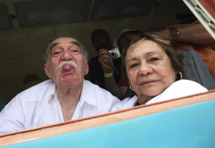 La virtuosa trayectoria de Gabriel García Márquez lo convirtió, tras Miguel de Cervantes Saavedra, en el novelista más popular de la lengua española. (AP)
