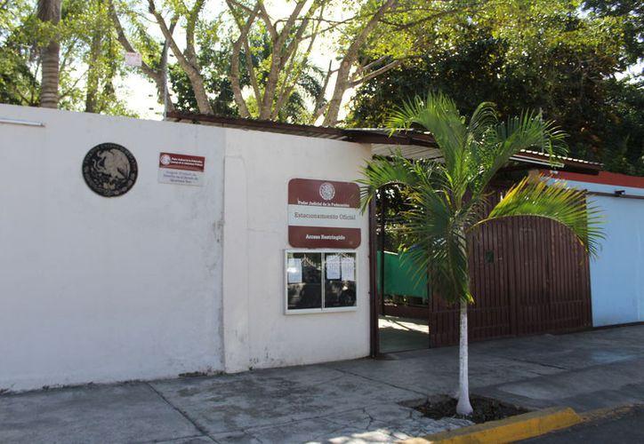 El juzgado federal determinó sobreseer el expediente presentado en contra de Fernando León Chávez, juez de Control del Distrito Judicial. (Joel Zamora/SIPSE)