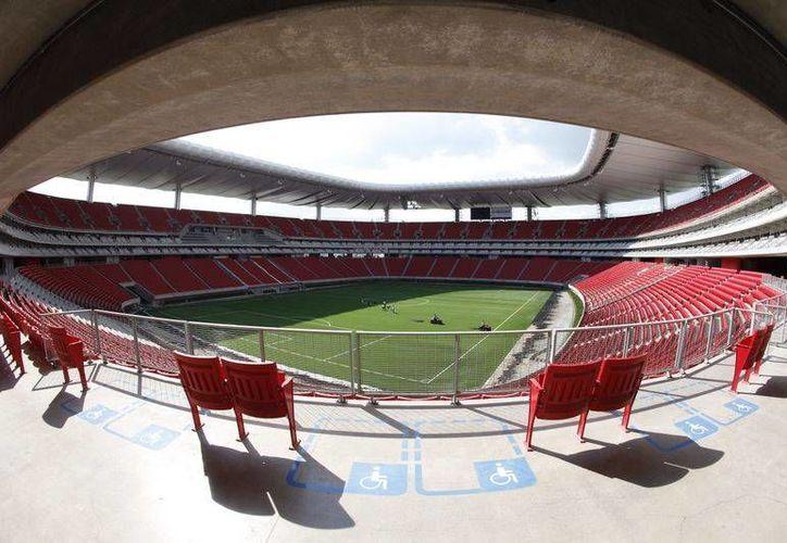 El encuentro está programado para las 20:00 horas del próximo domingo en el Estadio Omnilife. (Agencias)
