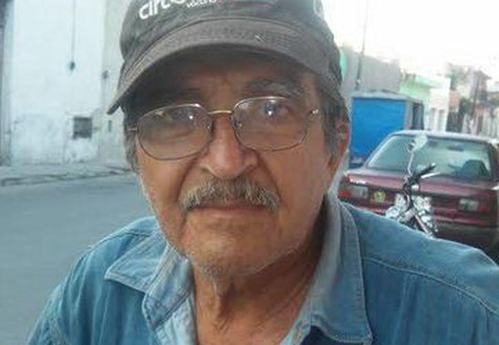 El ganadero Juan Castilla García  fue víctima de allanamiento y robo en su rancho en Hunucmá. (Milenio Novedades)