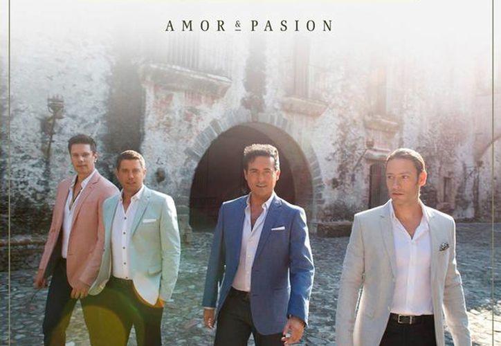 """El cuarteto vocal Il Divo visitará México en marzo próximo durante su gira internacional para promover su más reciente producción """"Amor & pasión"""". (Foto tomada de Twitter: @ildivoofficial)"""