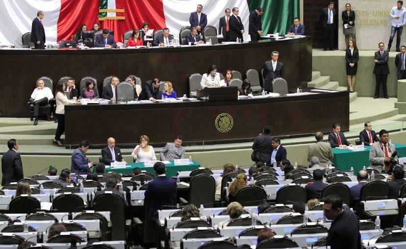 La Cámara de Diputados avaló los lineamientos que darán solidez al nuevo Sistema de Justicia Penal, que entra en vigor este sábado en las 32 entidades federativas. (Notimex)