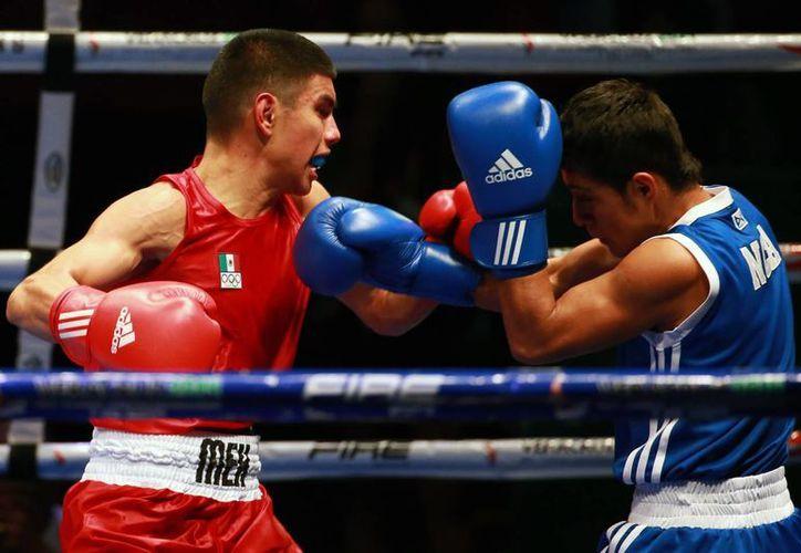El primer lugar es el cubano Joahnys Argilagos, a quien Joselito derrotó en los Juegos Panamericanos. (Redacción/SIPSE)