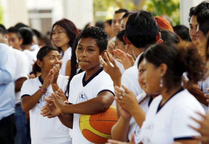 Se busca que los jóvenes modifiquen sus conductas de forma positiva. (SIPSE)