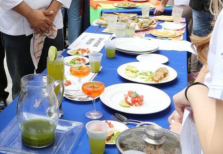 Invitan a yucatecos a tener una alimentación más saludable. (Milenio Novedades)