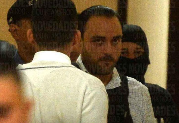 Ex gobernador  de Quintana Roo, Roberto Borge Angulo. (Redacción)