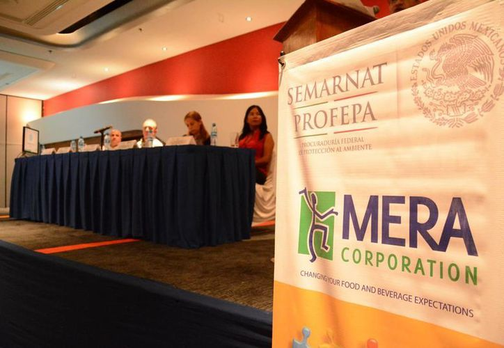 La empresa líder MERA Corporation trabaja en este programa. (Victoria González/SIPSE)