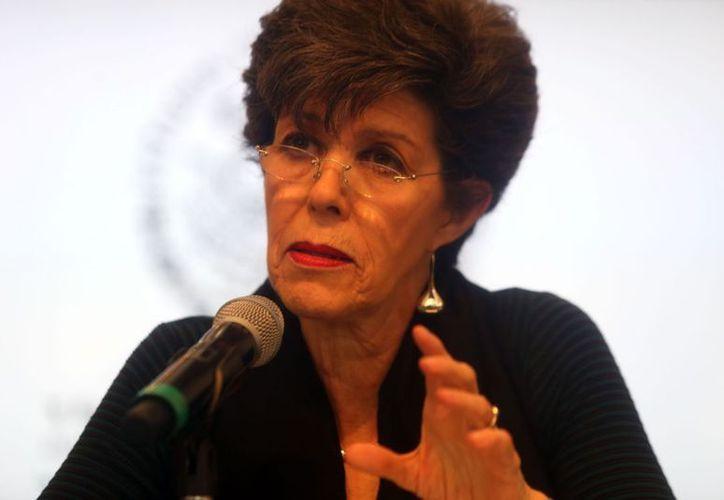 La magistrada Janine M. Otálora anunció hoy su renuncia como presidenta del Tribunal Electoral del Poder Judicial de la Federación. (El Economista)