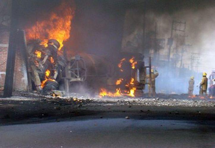 La paraestatal informó que la situación fue controlada y que no se reportaron heridos. (Milenio)