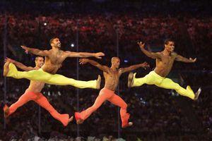 Cierre espectacular de los Juegos Olímpicos Río 2016