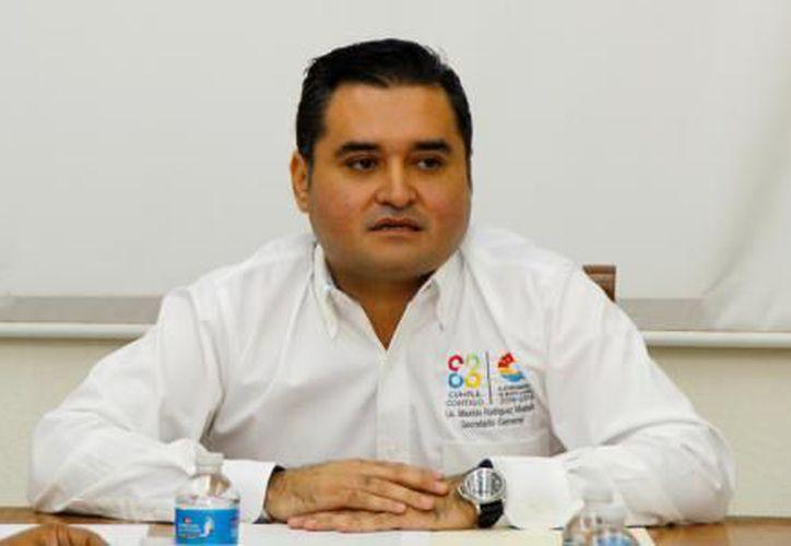 Mauricio Rodríguez Marrufo es vinculado a proceso por el delito de desempeño irregular de la función pública. (El Financiero)