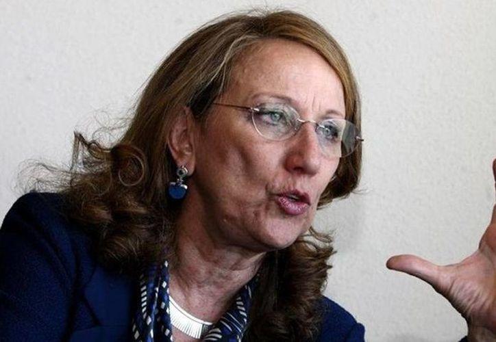 Rebeca Grynspan, secretaria general adjunta de la ONU, será una de las asistentes al Primer Encuentro Internacional 'Mujeres en la economía del conocimiento y la innovación'. (Milenio Novedades)