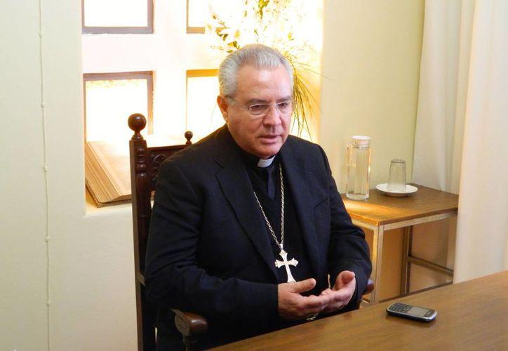 El cardenal Francisco Robles Ortega aseguró que solo se han registrado casos aislados de secuestros y asesinatos a sacerdotes. (Internet)